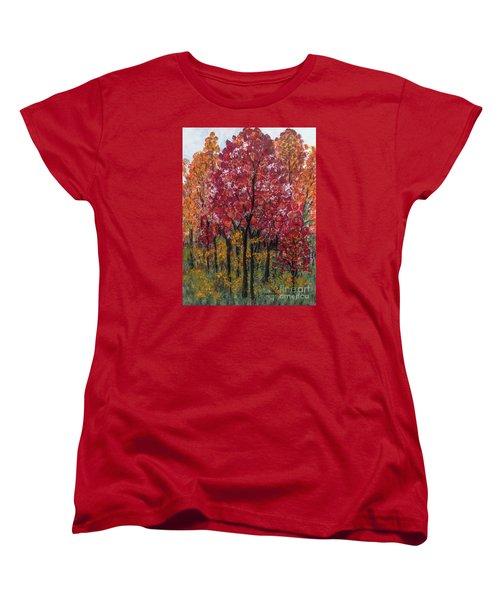 Autumn In Nashville Women's T-Shirt (Standard Cut)