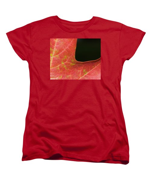 Autumn  Women's T-Shirt (Standard Cut) by Tara Lynn