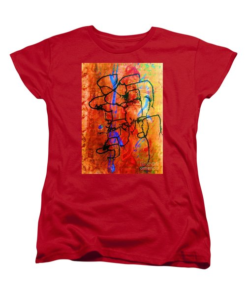 Baja Primative Women's T-Shirt (Standard Cut) by Roberto Prusso