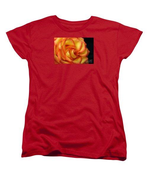 Beauty Unfolds Women's T-Shirt (Standard Cut)