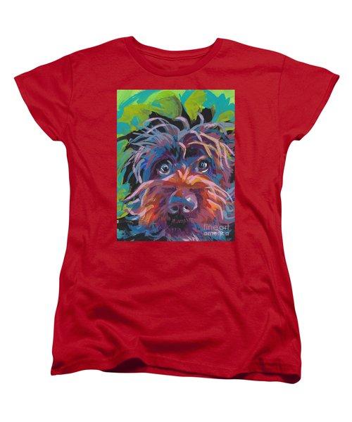 Bedhead Griff Women's T-Shirt (Standard Cut) by Lea S
