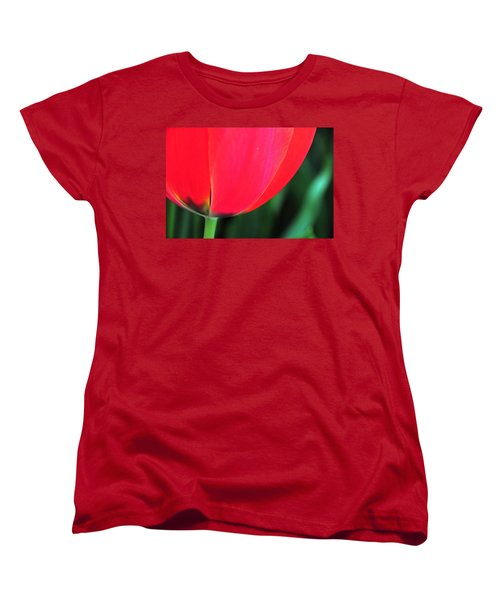 Women's T-Shirt (Standard Cut) featuring the photograph Beneath by Mike Martin