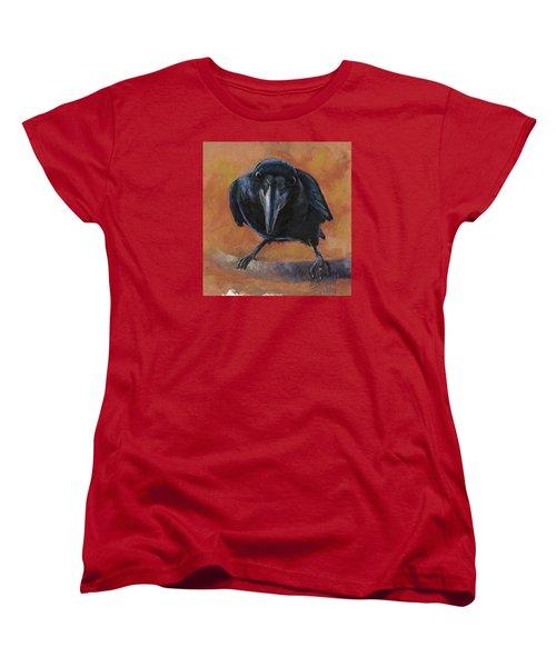 Bird  Watching Women's T-Shirt (Standard Cut) by Billie Colson