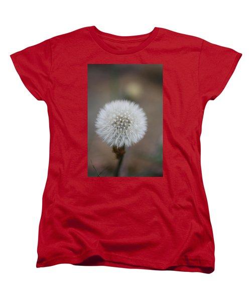 Blow Ball  Women's T-Shirt (Standard Cut) by Daniel Precht