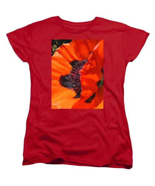 Women's T-Shirt (Standard Cut) featuring the photograph Both Sides Now by Brooks Garten Hauschild