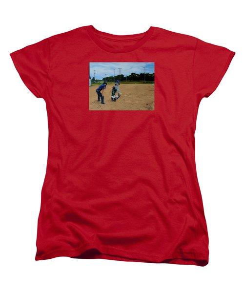 Boys Of Summer Women's T-Shirt (Standard Cut) by Raymond Perez