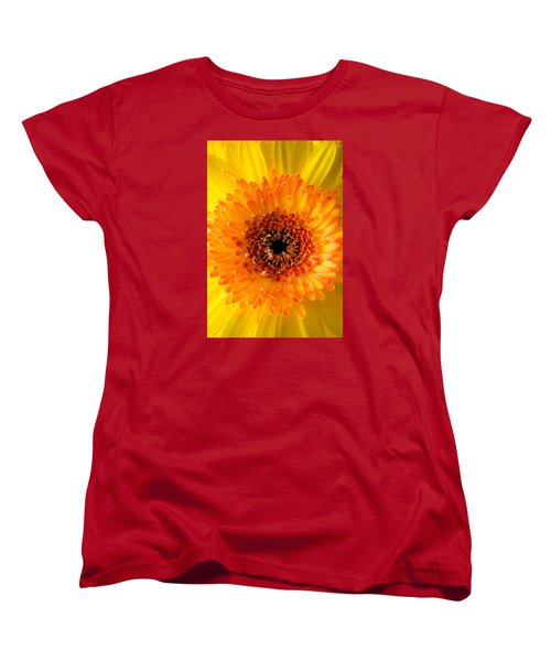 Burst Of Sunshine Women's T-Shirt (Standard Cut) by Shelby  Young