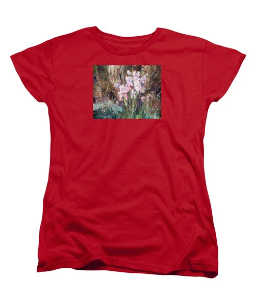 By The Side Of The Road Women's T-Shirt (Standard Cut) by Lee Beuther