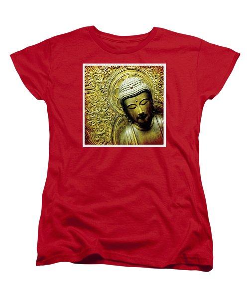 Calm Women's T-Shirt (Standard Cut) by Bradley R Youngberg