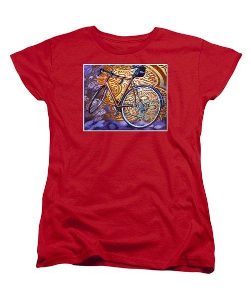 Cannondale Women's T-Shirt (Standard Cut) by Mark Jones