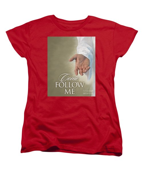 Christ's Hand Women's T-Shirt (Standard Cut)