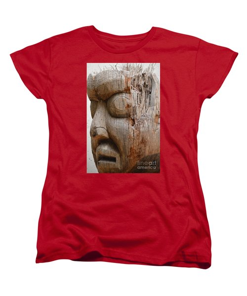 Climate Mind Changer Women's T-Shirt (Standard Cut) by Brian Boyle