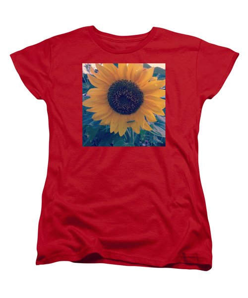 Co-existing Women's T-Shirt (Standard Cut) by Thomasina Durkay
