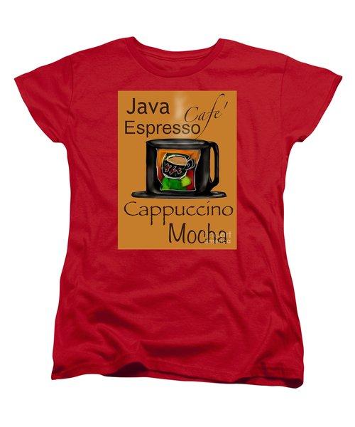 Coffee Break Women's T-Shirt (Standard Cut)