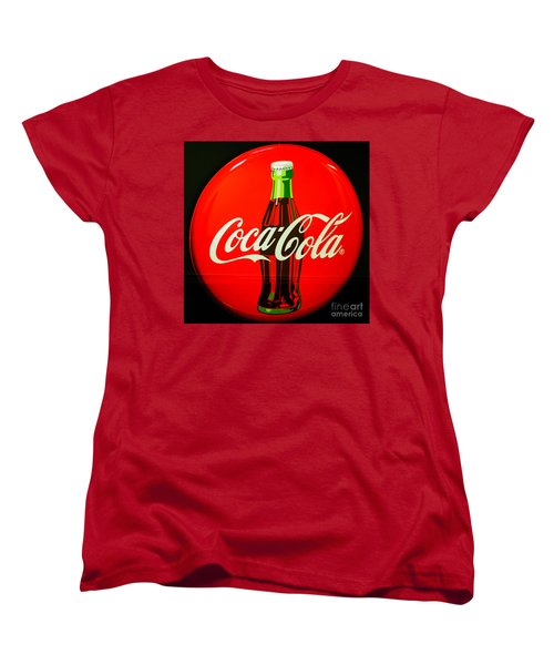 Coke Top Women's T-Shirt (Standard Cut) by Tikvah's Hope