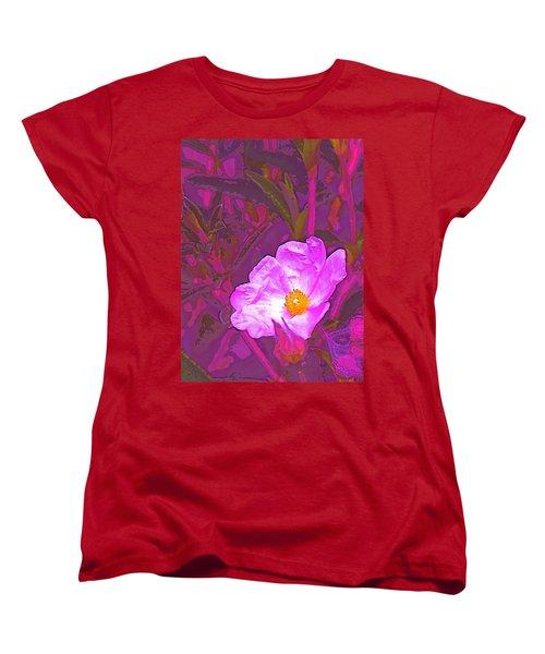 Color 2 Women's T-Shirt (Standard Cut) by Pamela Cooper