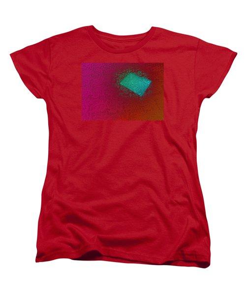 Comfortably Numb Women's T-Shirt (Standard Cut) by David Pantuso