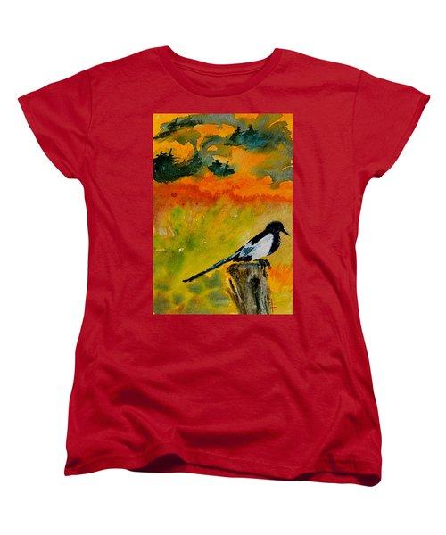 Consider Women's T-Shirt (Standard Cut) by Beverley Harper Tinsley
