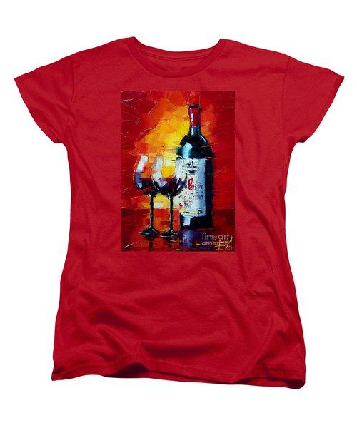 Conviviality Women's T-Shirt (Standard Cut)