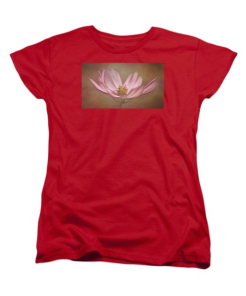 Cosmos Women's T-Shirt (Standard Cut) by Ann Lauwers