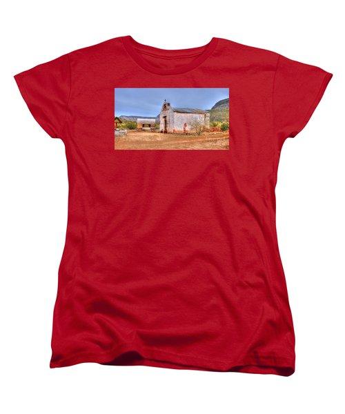 Cowboy Church Women's T-Shirt (Standard Cut)