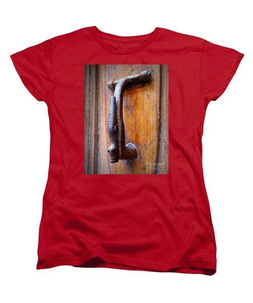 Crocodile Knock Women's T-Shirt (Standard Cut)