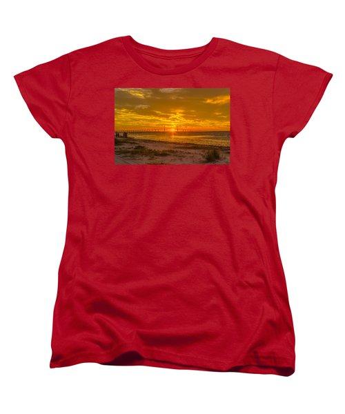Dawn Arrives Women's T-Shirt (Standard Cut) by Jane Luxton