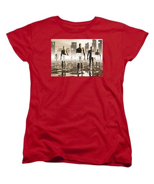 Deconstruction Women's T-Shirt (Standard Cut)