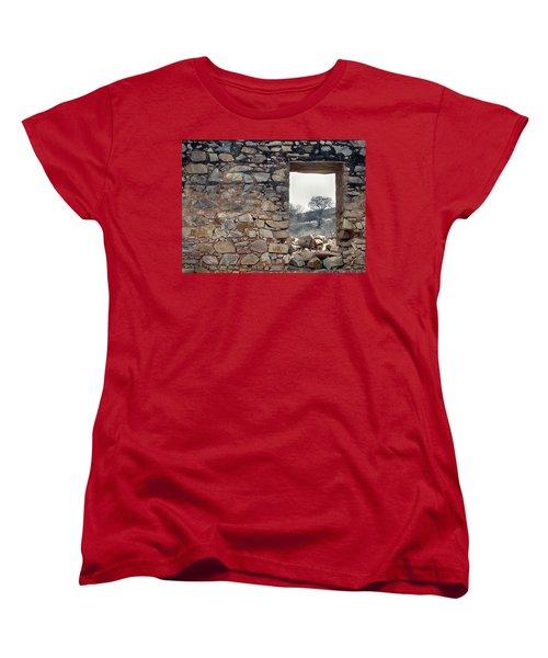 Delusion Women's T-Shirt (Standard Cut) by Prakash Ghai
