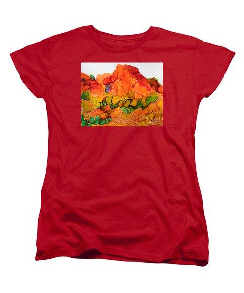 Desert Beauty 6 Women's T-Shirt (Standard Cut)