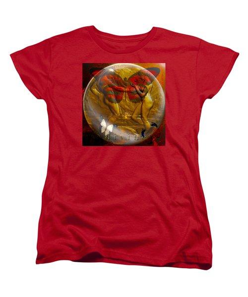 Divine Women's T-Shirt (Standard Cut) by Joseph Mosley