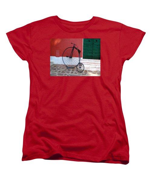 Draisina Women's T-Shirt (Standard Cut) by Alessandro Della Pietra