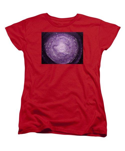 Dreamcatcher Original Painting Women's T-Shirt (Standard Cut) by Sol Luckman