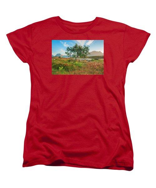 Dreamlike Women's T-Shirt (Standard Cut)