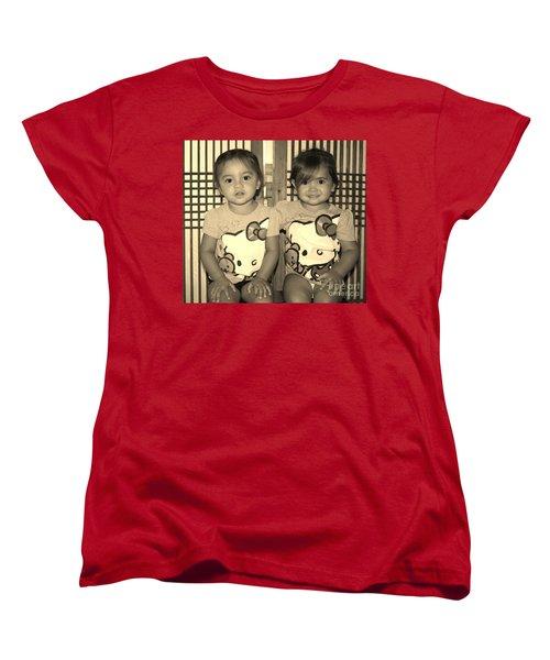 Dressed To Impress Women's T-Shirt (Standard Cut) by Craig Wood