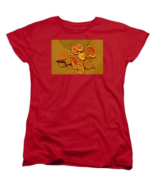 Dried Fruit Women's T-Shirt (Standard Cut) by Brian Chase