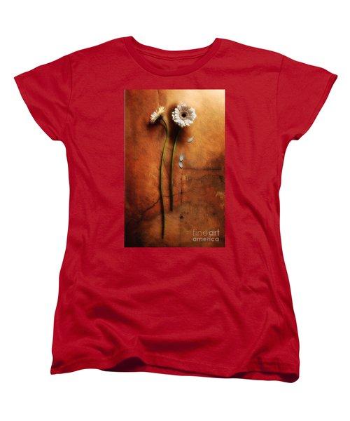 Duet Women's T-Shirt (Standard Cut) by Jaroslaw Blaminsky