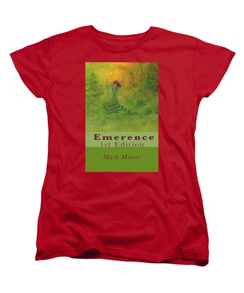 Emerence 156 Page Paperback. Women's T-Shirt (Standard Cut) by Mark Minier