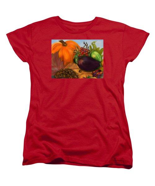 Fall Festival Women's T-Shirt (Standard Cut)