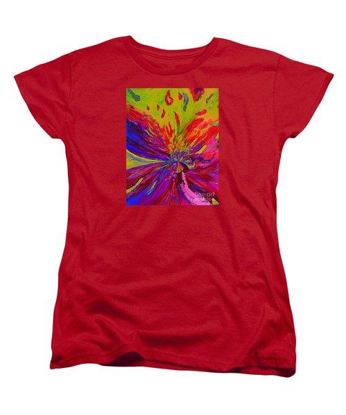 Fantasy Women's T-Shirt (Standard Cut) by Loredana Messina