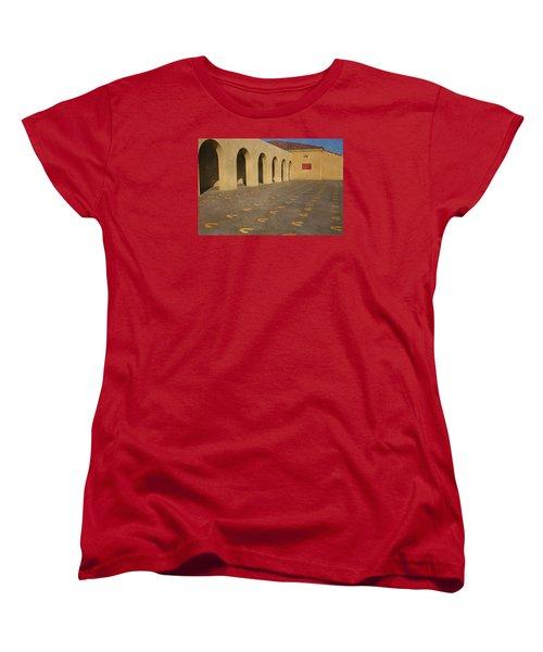 First Steps Women's T-Shirt (Standard Cut) by Susan  McMenamin