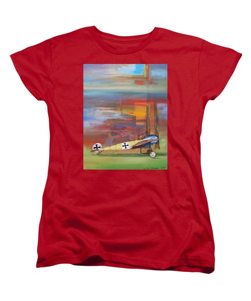 Fokker Ready Women's T-Shirt (Standard Cut)
