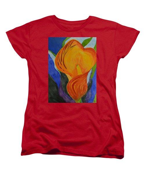 Form Women's T-Shirt (Standard Cut) by Beverley Harper Tinsley
