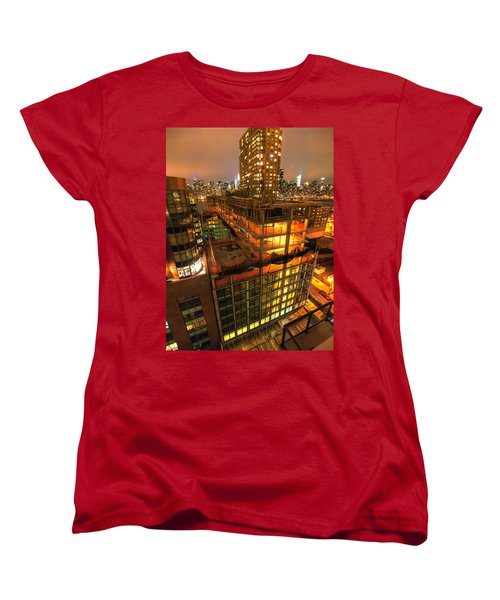 Future Views Women's T-Shirt (Standard Cut) by Steve Sahm