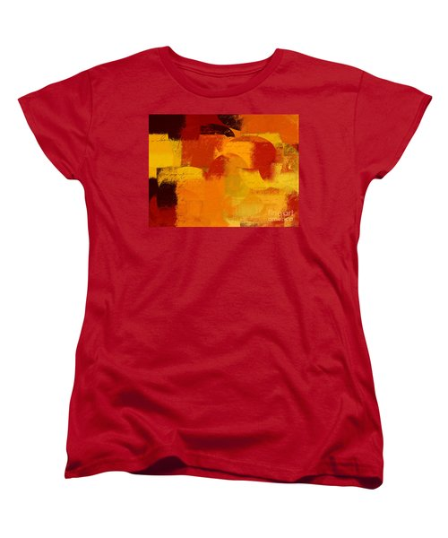 Geomix 05 - 01at01b Women's T-Shirt (Standard Cut) by Variance Collections