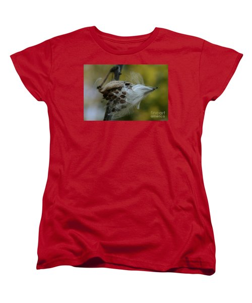 Getting Ready For Flight No.3 Women's T-Shirt (Standard Cut) by Neal Eslinger