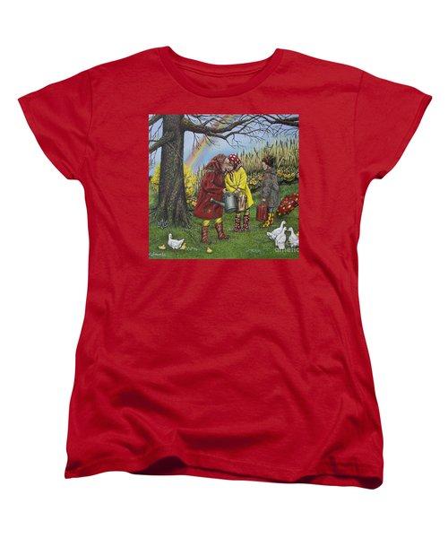 Girls Are Better Women's T-Shirt (Standard Cut)