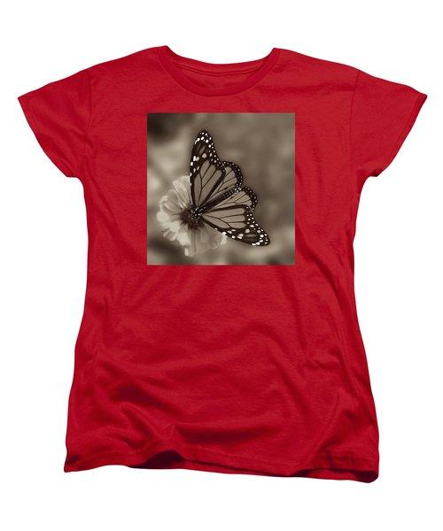 Grace Women's T-Shirt (Standard Cut) by Don Spenner