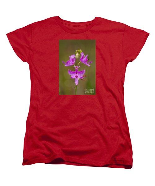 Grasspink #1 Women's T-Shirt (Standard Cut)