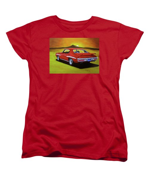 Gto 1971 Women's T-Shirt (Standard Cut) by Thomas J Herring